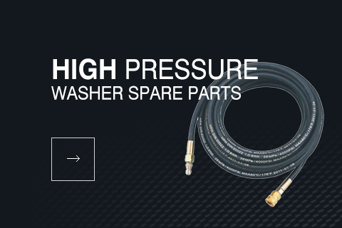 High Pressure Washer Spare Parts
